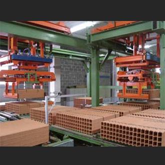 کاربرد پمپ وکیوم در فرآیند تولید آجر